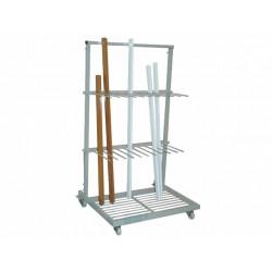 Troller transport vertical profile