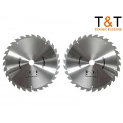 Disc frezare 45° baghete PVC Diamantat (EC)