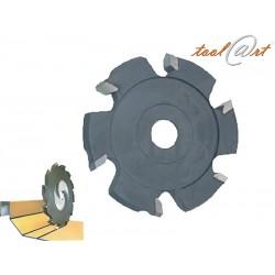 Freza - disc pt. alucobond (EC)