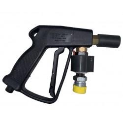 Pistol Hot-Melt